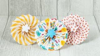 ANLEITUNG - Sonnenschirme mit Produkten von Stampin' Up!®