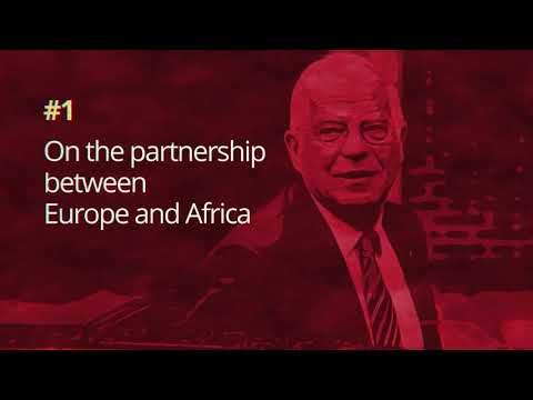 HR/VP's Vlog | #01 On the partnership between Europe and Africa