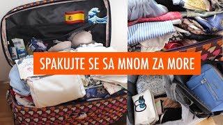 Spakujte Se Sa Mnom Za More 2019. | Ana Gligorijević