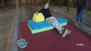 Local Duo Creating, Selling Futuristic Furniture Out Of Durham Warehouse