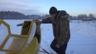 Аэросани для охоты и рыбалки