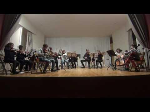 Joan Alfaras - Suite Finisterre 1er moviment