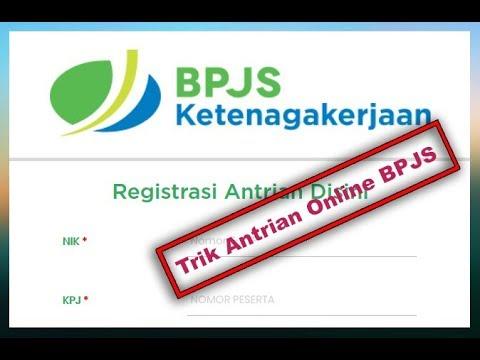 Daftar Antrian Online BPJS Ketenegakerjaan Untuk Pencairan