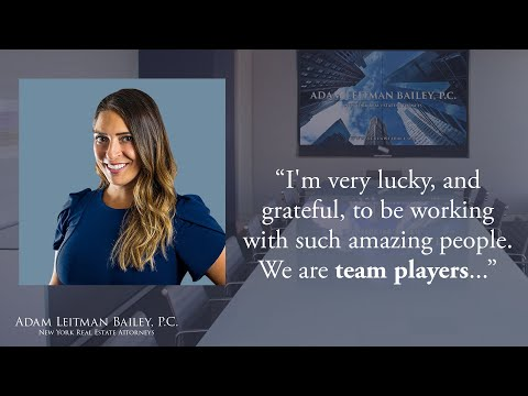 """""""I'm Very Lucky, and Grateful, to Be Working with Such Amazing People. We Are Team Players."""" testimonial video thumbnail"""