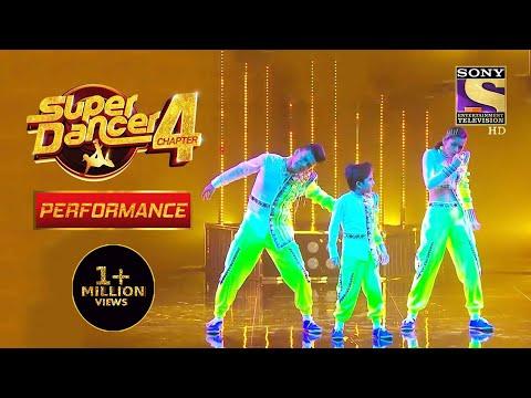 Vartika, Sanchit और Tiger ने दिया Brilliant Performance | Super Dancer 4 | सुपर डांसर 4