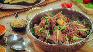 Mutton Karahi Recipe By SooperChef (Eid Ul Azha Special)