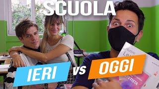SCUOLA - IERI VS OGGI - iPantellas