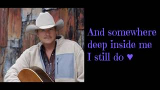 Alan Jackson   Someday Lyrics