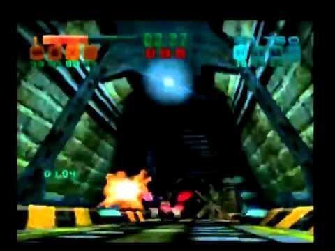 Tunnel B1 Playstation