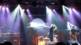 The Answer - Waste Your Tears (Live @ Ljubljana, 30. 11. 2011)