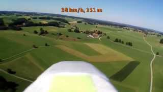 preview picture of video 'Einblenden von GPS-Daten in Flugvideo - virtual OSD'