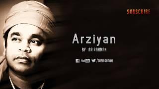 Arziyan By AR Rahman - YouTube
