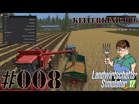 Landwirtschafts-Simulator 17 #008 - Lieferheld ★ EmKa plays Farming Simulator 17 [HD|60FPS]