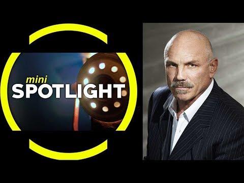 Patrick Kilpatrick Interview - AfterBuzz TV's Mini Spotlight
