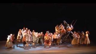 preview picture of video 'Die verkaufte Braut am Hessischen Staatstheater'