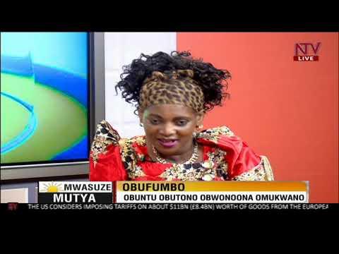 Mwasuzemutya: Obuntu obutono obwonoona omukwano