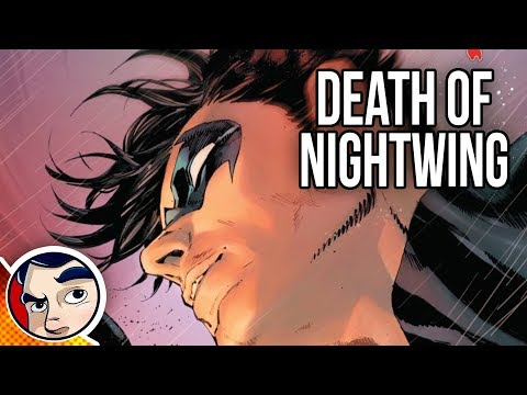 "Batman ""Death of Nightwing"" – Complete Story"