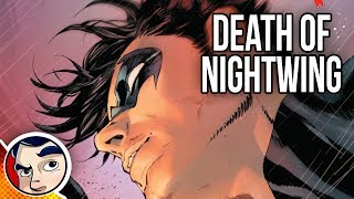 """Batman """"Death of Nightwing"""" – Complete Story"""