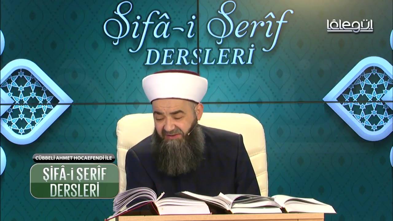 Şifâ-i Şerîf Dersleri 4. Bölüm