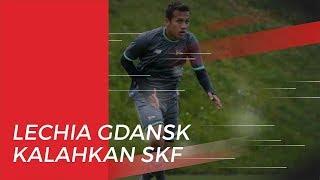 Egy Maulana Main Selama 60 menit, Lechia Gdansk Kalahkan SKF Sered