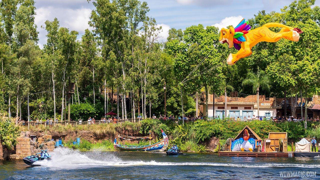 Disney KiteTails full show