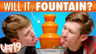 Ultimate Fountain Challenge