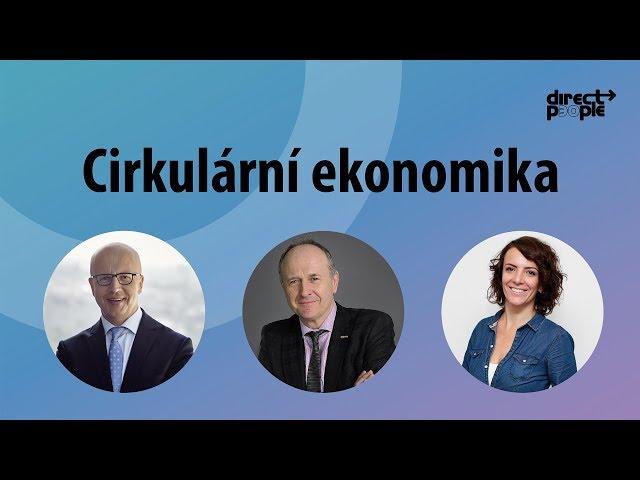 Inovační jednohubky #2: Cirkulární ekonomika