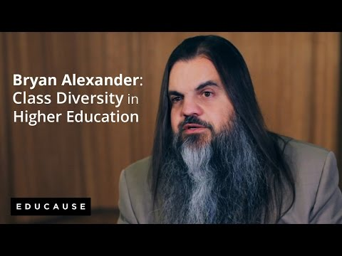 inequality and optimism in higher education bryan alexander