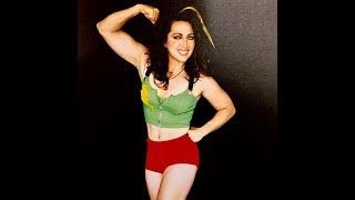 GLOW Gorgeous Ladies of Wrestling - LIGHTNING on Icons Of Wrestling