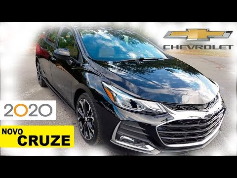 Novo Chevrolet Cruze 2020 4G WIFI