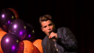 Joe McElderry - Real Late Starter -  SYSA Tour - Hastings