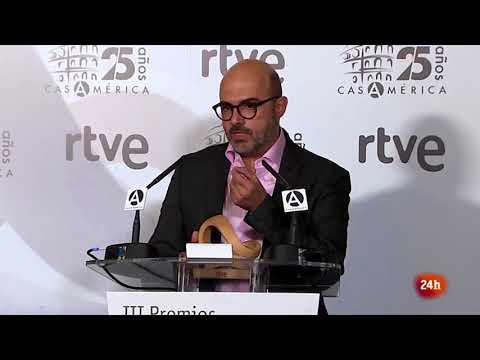 Eyesynth, en la entrega de premios Emprende RTVE[;;;][;;;]
