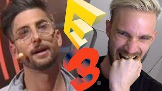 E3 AWKWARD AND CRINGY MOMENTS 2017 - dooclip.me