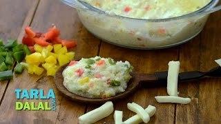 रिसोट्टो रेसिपी (Risotto / How to make perfect Vegetarian Italian Risotto) by Tarla Dalal
