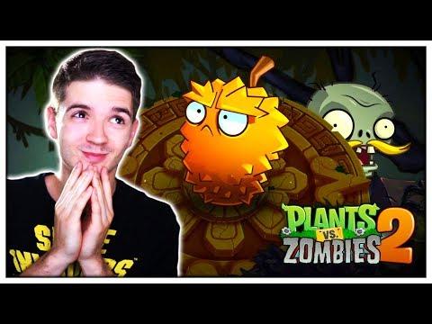 PRŮCHOD ZTRACENÝM MĚSTEM! (Plants vs Zombies #18)