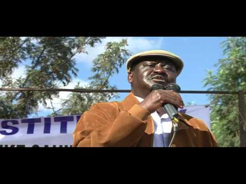 Raila: Magavana Wanahaki Ya Kuamua Katika Kura