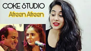 Indian React To Afreen Afreen, Rahat Fateh Ali Khan & Momina Mustehsan, Coke Studio Season 9 |