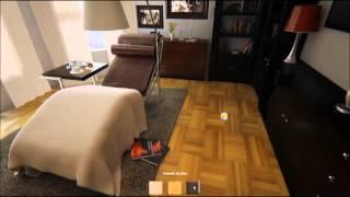 Nexus realidade virtual interatividade 3d