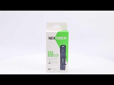 NEXTORCH E52 21700 2500 lumens ourdoor flashlight