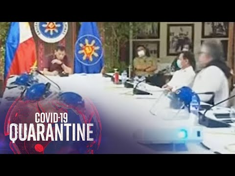 [ABS-CBN]  Gov't officials give COVID-19 response updates in Laging Handa briefing (20 May 2020)