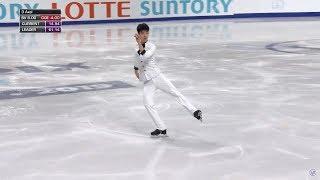 2019 0913 Younghyun CHA FS JGP Chelyabinsk [음원저작권으로 부분음소거]