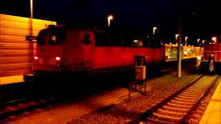 preview picture of video 'Dachau Bahnhof 26 Apr 2014'