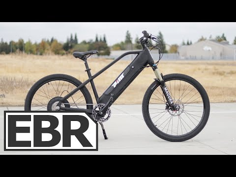 PIM Archer Video Review – $1.8k Stealthy, Sturdy, 25 mph Electric Bike, Power in Motion