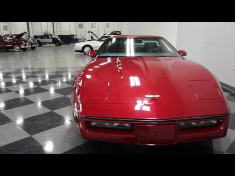 Video of '89 Corvette located in Tennessee - IKOA