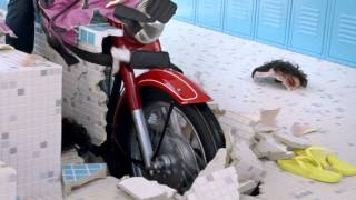 Реклама Old Spice  -  Motorcycle  (TV Commercial)