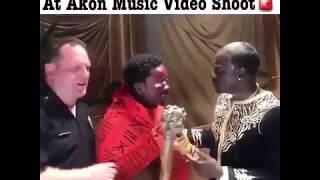 Akon  Wakonda (Michael Blackson Edition 😂 😂)