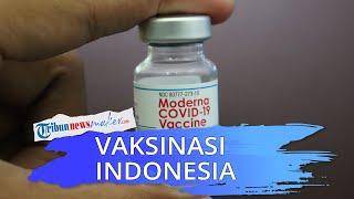Menteri Italia Kaget dengan Vaksinasi di Indonesia