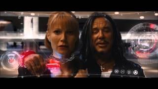 Whiplash Attacks Pepper at the Expo - Iron Man 2 - Alternative Ending