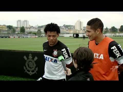 Reportagem: CT do Corinthians