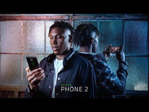 Razer Phone 2 (64Go, Noir, 5.72